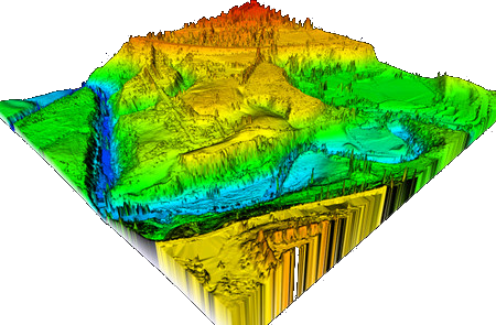 Georgia State Lidar Program