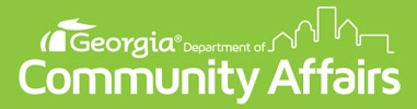 Georgia Department of Community Affairs Logo